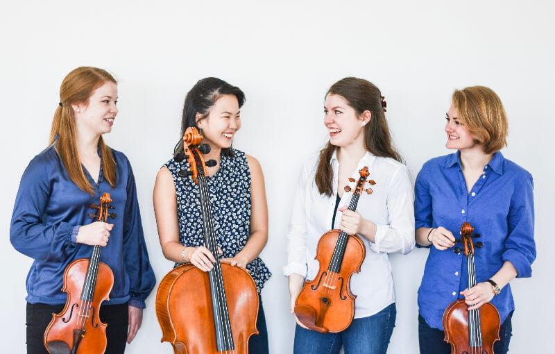 Kalkaska String Quartet Booking info