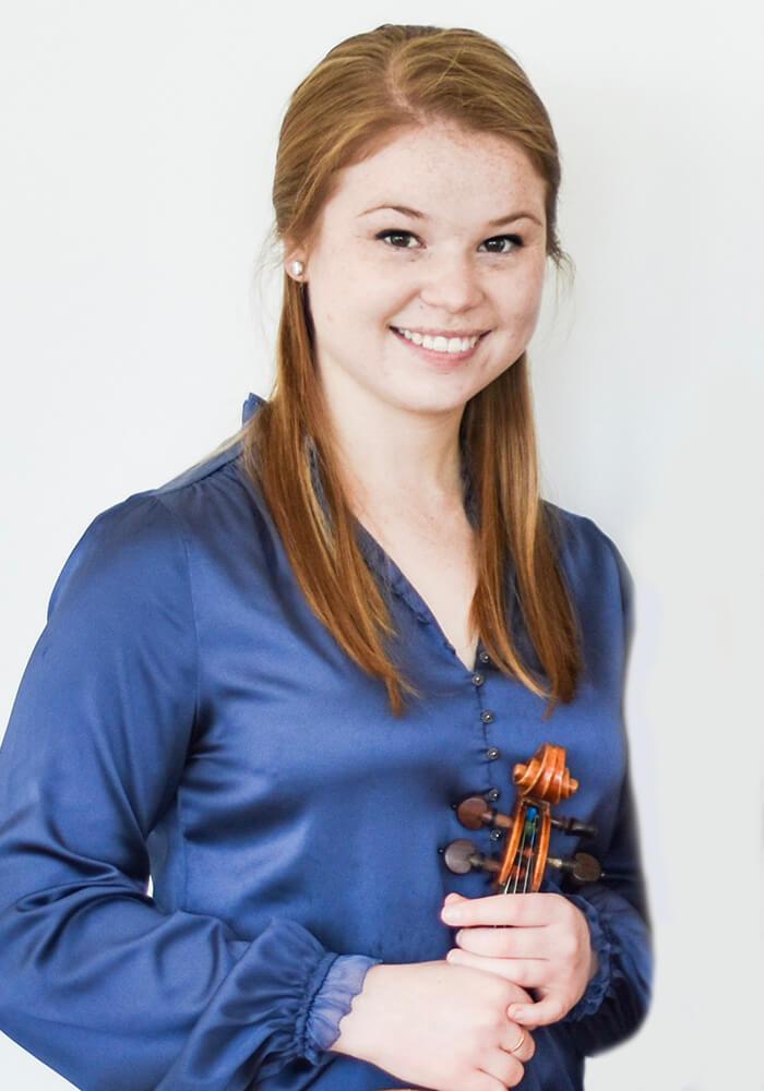 Kalkaska String Quartet Dana Johnson