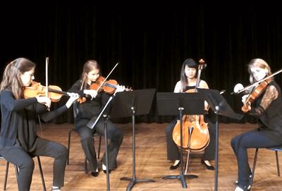 Kalkaska String Quartet Game of Thrones