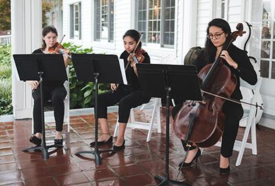 Kalkaska String Quartet Pachelbel