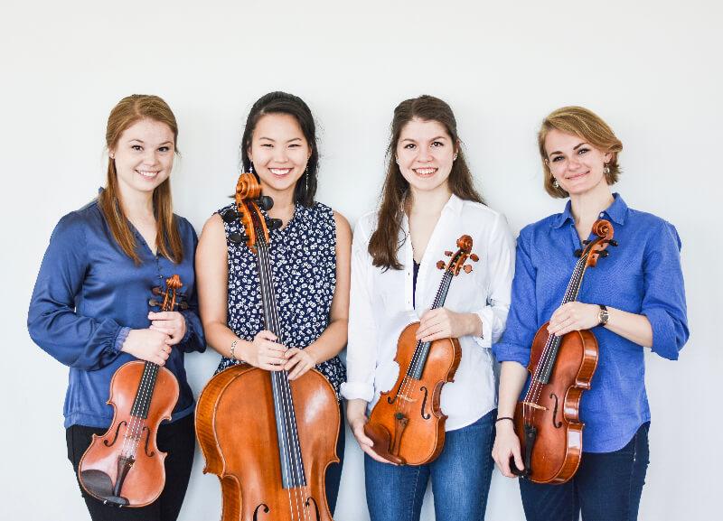 Kalkaska String Quartet wedding