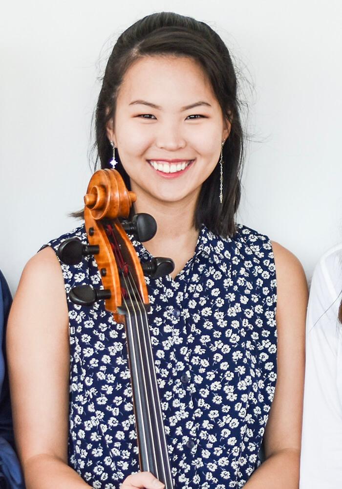 Nicole Chung Kalkaska String Quartet