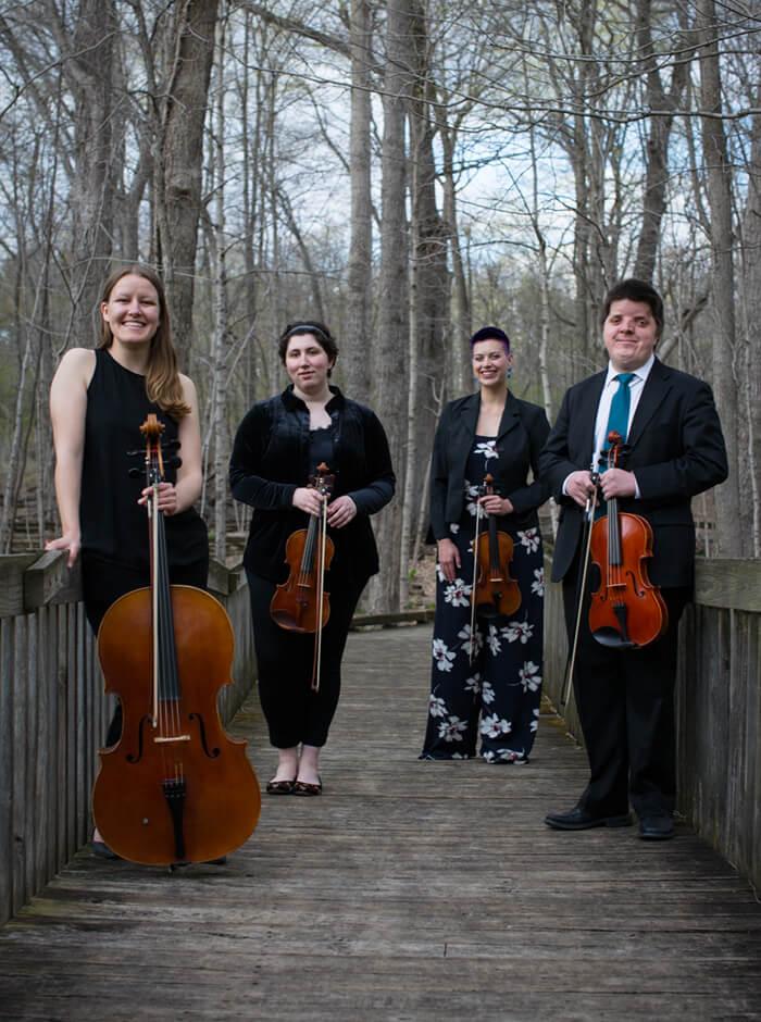 About Kalkaska String Quartet in Michigan