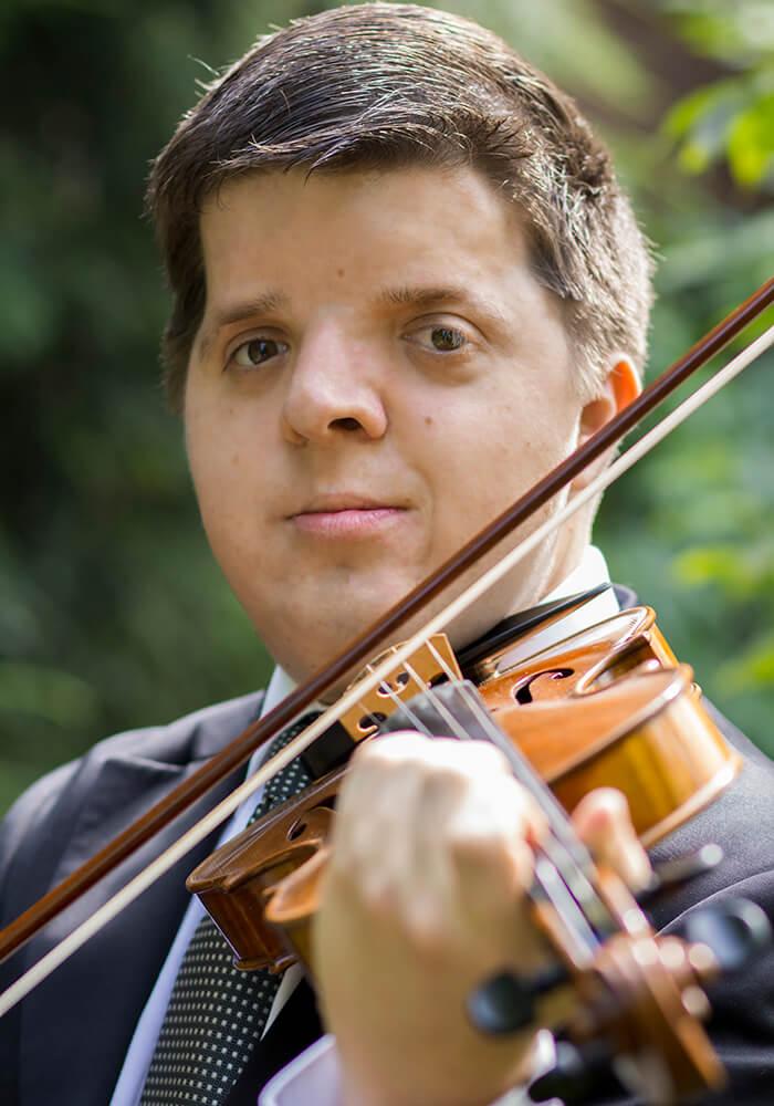 Nathaniel Cornell Kalkaska String Quartet