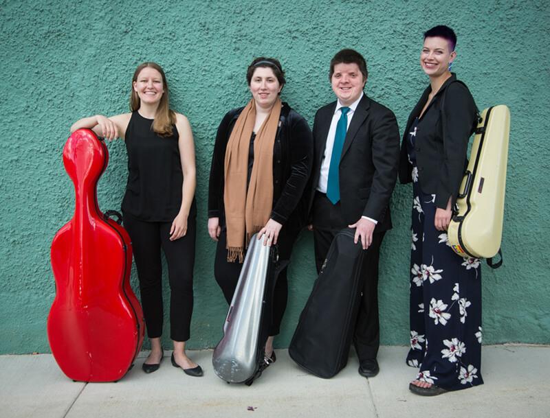 Wedding Kalkaska String Quartet in Michigan