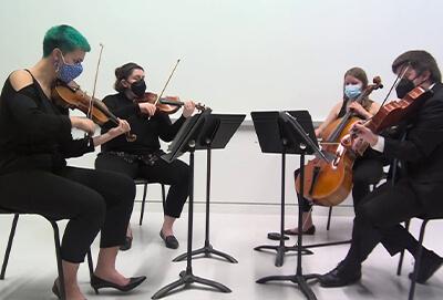 Here Comes The Bride Kalkaska String Quartet