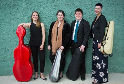 Pachelbel Canon in D Kalkaska String Quartet